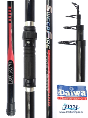 چوب دسته بلند (115) Daiwa sweep fire 350